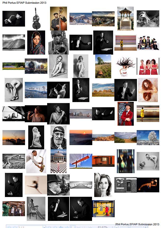 EFIAP ALL IMAGES -Phil Portus