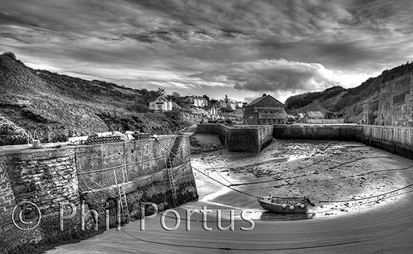 Low Tide at Porthgain
