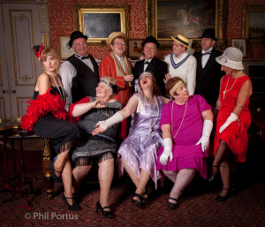 HATS Theatre Group at Tabley Hall